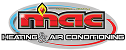 Mac Heating & Air Conditioning Logo